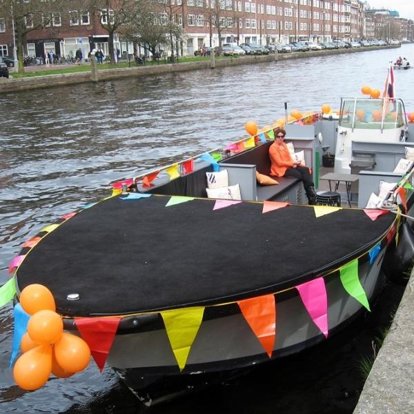 Partyboot 40p. huren Purmerend