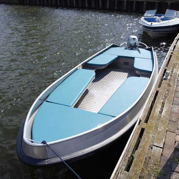 Motorbootje huren Harderwijk