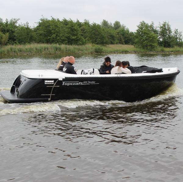 Topcraft 605 huren Heeg