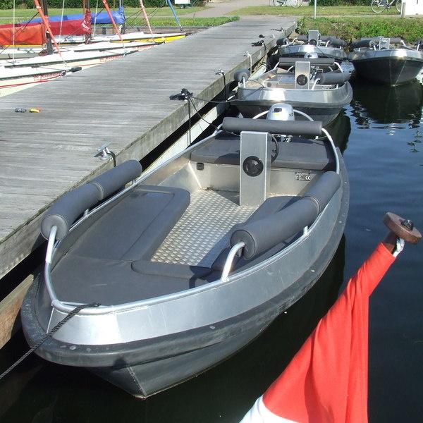Motorboot huren Biddinghuizen