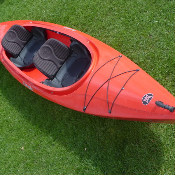 Kayak huren Earnewâld