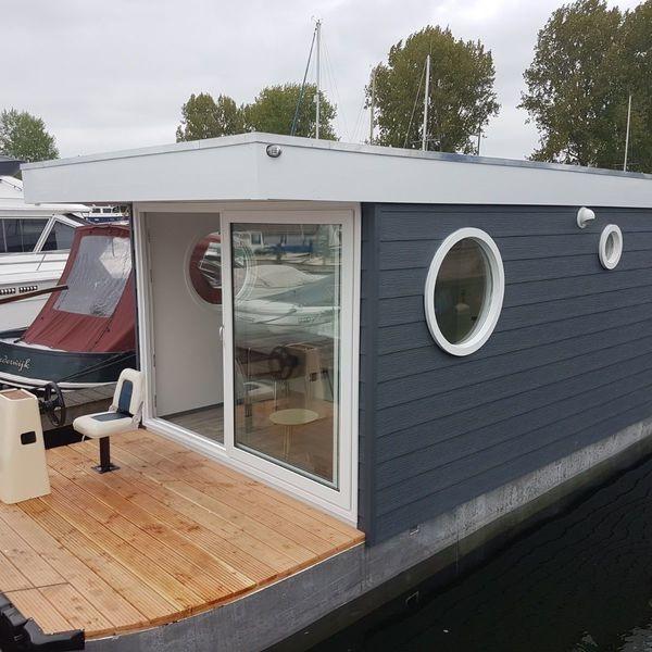 Luxe Houseboot huren Zeewolde