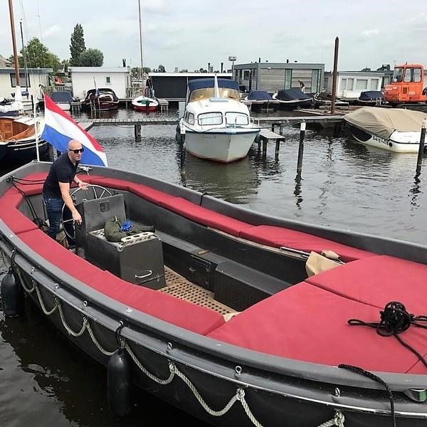 Seafury huren Loosdrecht