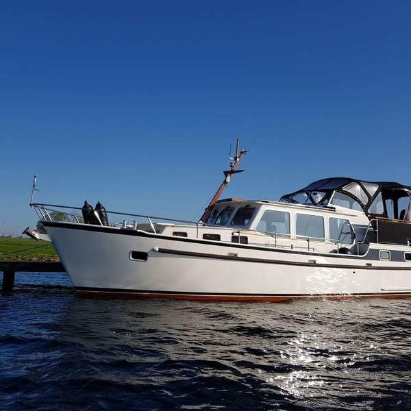 Super Lauwersmeerkruiser 12.50 huren Leiderdorp