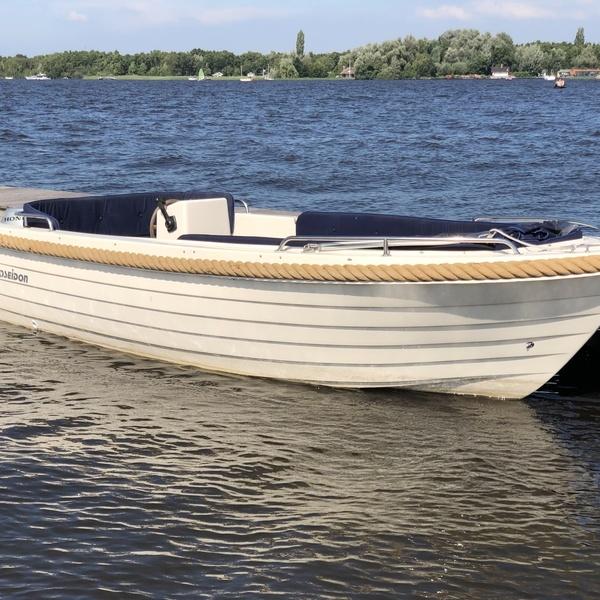 Poseidon 510 huren Loosdrecht