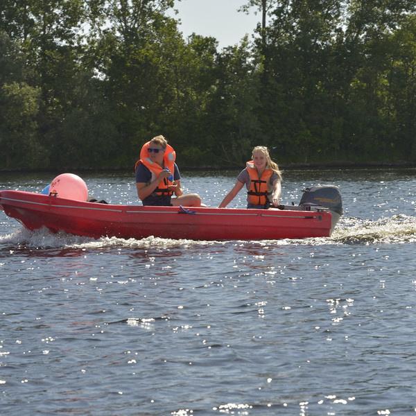 Motorboot huren Aalsmeer