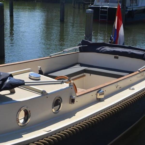 ONJ werkboot 760 huren Weesp