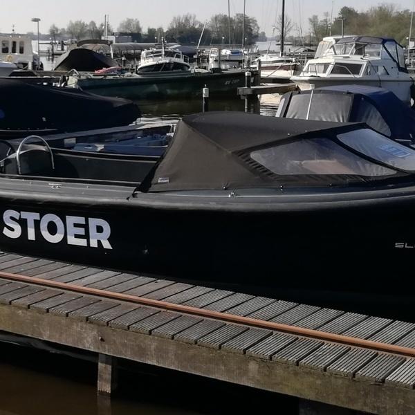 Luxe A-Sloep 770: STOER huren Loosdrecht